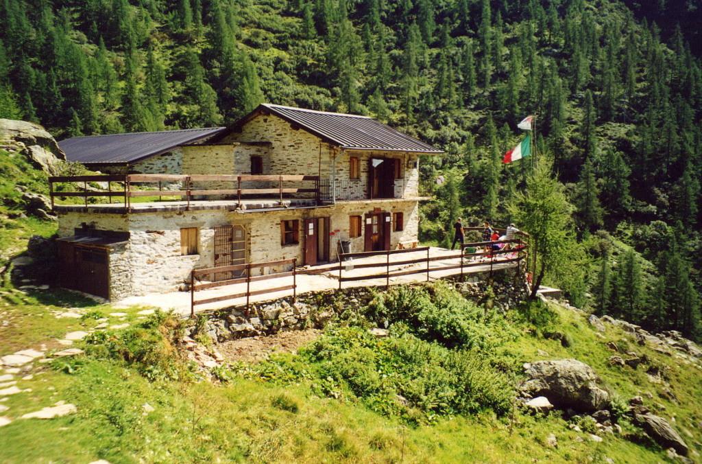 Rifugio Paolo Majerna - CAI Boffalora sopra Ticino